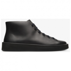 Camper Courb Lace Boot - Black