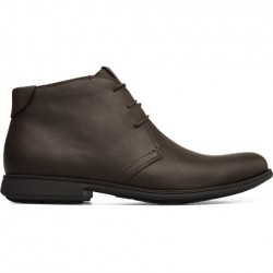 Camper 1913 Boot - Brown leather