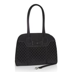 Ruby Shoo Siena Bag - Black Velvet