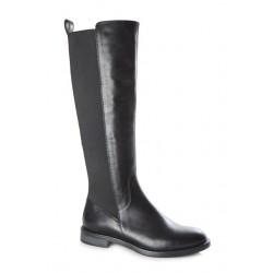 Vagabond Women's Amina Knee High Leather Boot Black