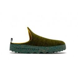 Asportuguesas Come Wool Slipper - Green