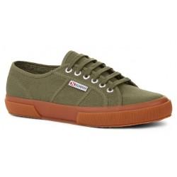 Superga 2750 Cotu Classic - Green/Gum