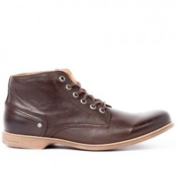 Sneaky Steve Crasher - Brown Leather