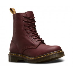 Dr Martens Pascal - Cherry Red Virginia