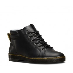 Dr Martens Plaza Monkey Boot - Black