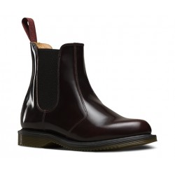 Dr Martens Flora Arcadia Boot - Cherry Red