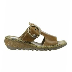Fly London Tute sandal-Camel