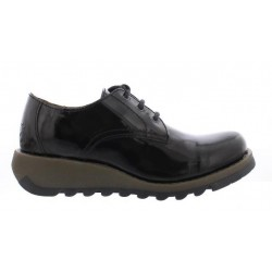 Fly London Simb - Black Patent