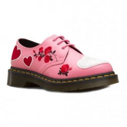 Dr Martens 1461 Hearts shoe - Pink