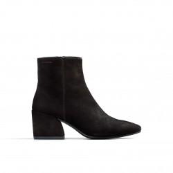 Vagabond Olivia Black Suede Boot