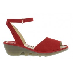 Fly London Pato - Red