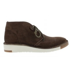 Fly London SWOR Brown Suede Desert Boot
