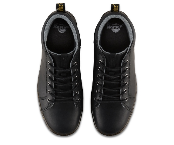 Dr Martens Plaza Monkey Boot - Black