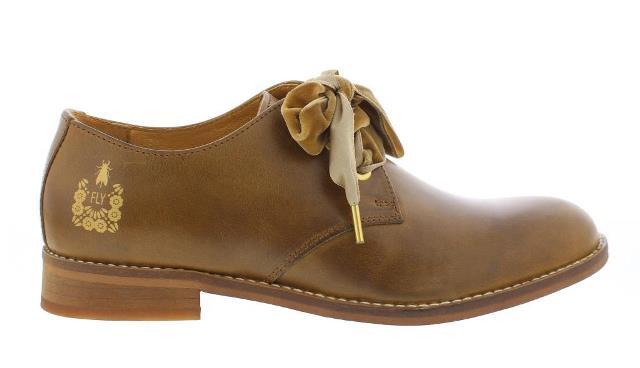 Fly London DWELL Shoe - Camel