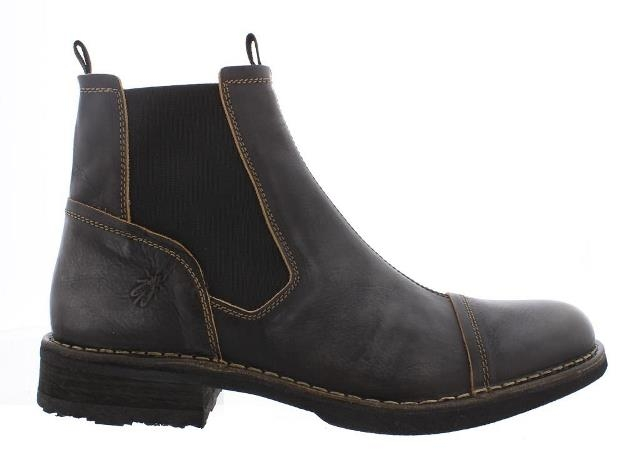 Fly London Ramz Chelsea Boot Black