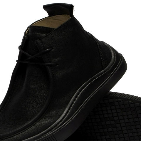 Fly London Syas Boot - Black