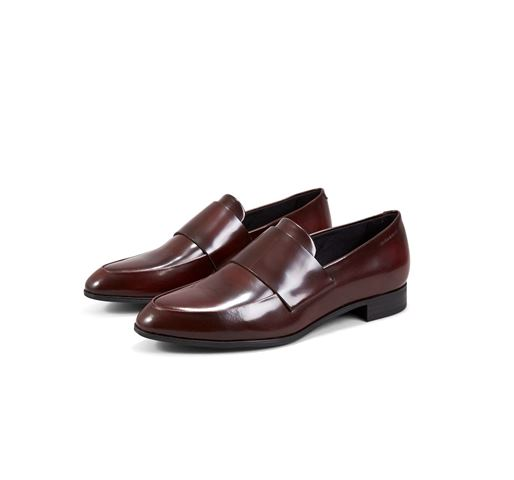 Vagabond Frances Pointed Loafer Bordo Leather