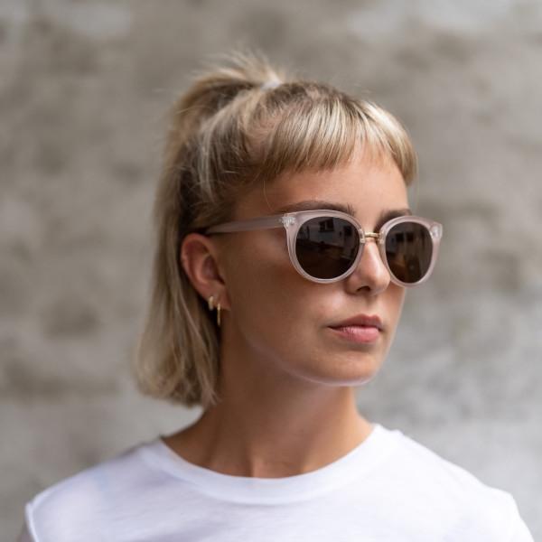 A.Kjaerbede Sunglasses - Gray (Light Grey/Pink)