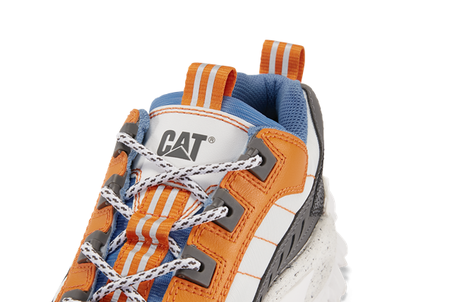 CAT Intruder Trainer - Provence Blue/orange