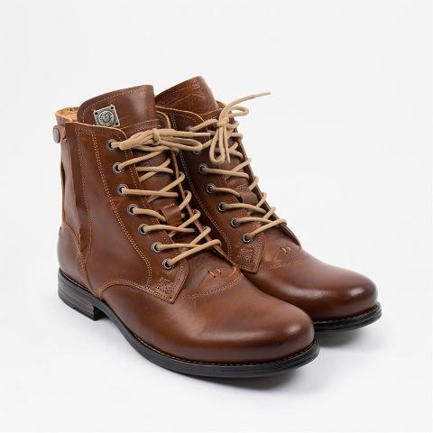 Sneaky Steve Kingdom Boot - Cognac