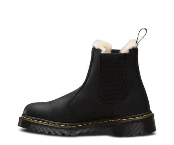 08aa4395eb8 Dr Martens 2976 Leonore Boot - Black   Tinfish Shoes   Fashion ...