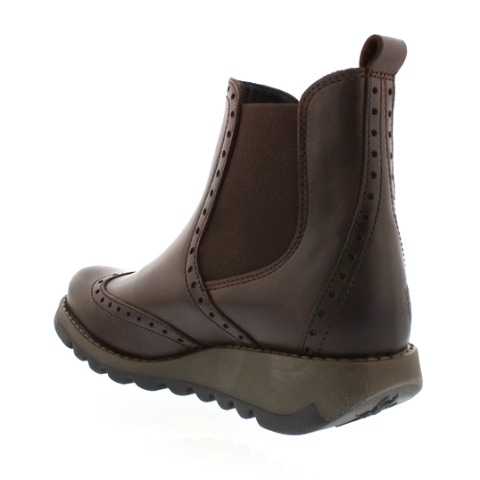 Fly London Sono Boot - Brown