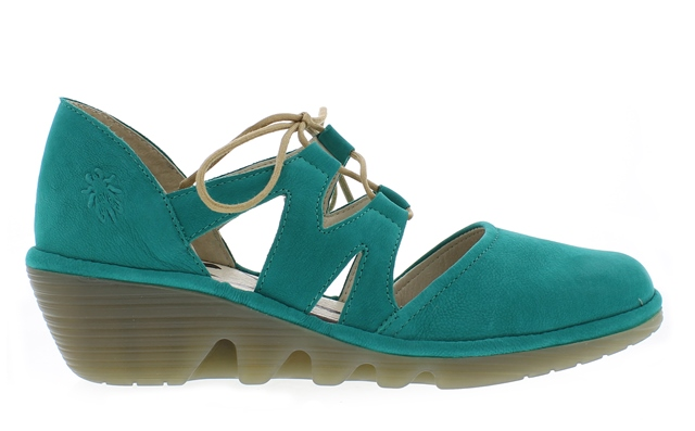 Fly London Women's Phis in Turquoise
