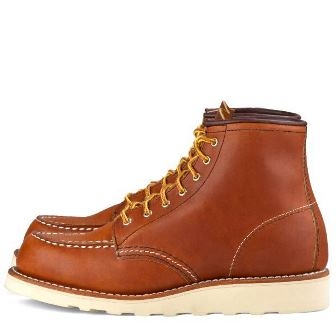 Red Wing Ladies Moc Toe-Oro Legacy