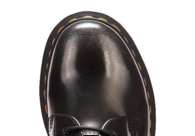 Dr Martens 1461 Silver (Black) Arcadia