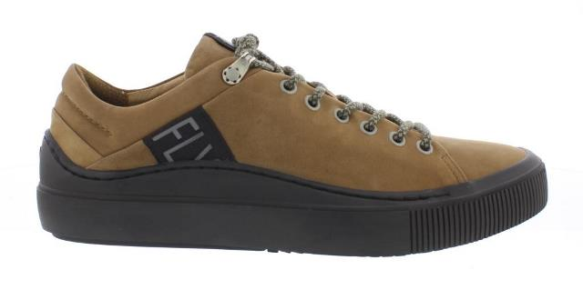 Fly London Some olive nubuck mens trainer