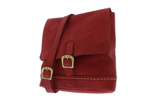 Fly London Tail Bag - Red