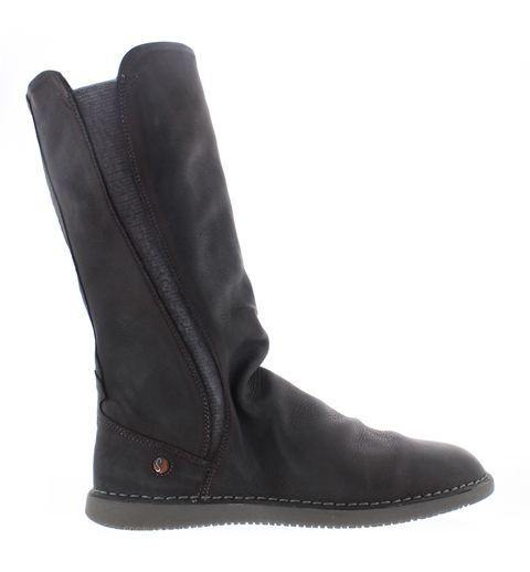 Softinos Teya Elasticated Boot- Anthracite